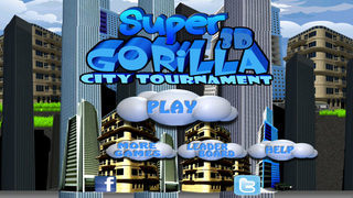 Super Gorilla City 3D PRO screenshot 2