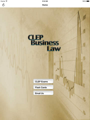 CLEP Business Law Buddy screenshot 6