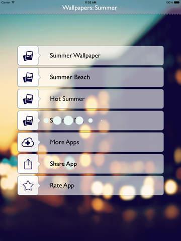 Summer Wallpaper: Best HD Wallpapers - náhled