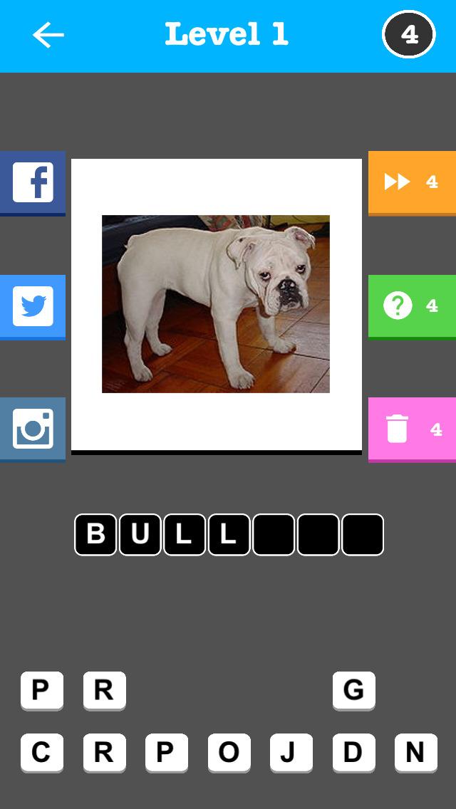 Dog Breed Trivia Game screenshot 3
