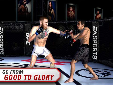 EA SPORTS™ UFC® screenshot 10