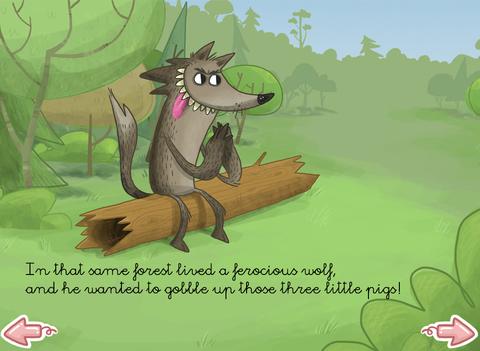 The three little pigs - Multi-Language book screenshot 7