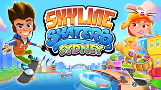 Skyline Skaters screenshot #1