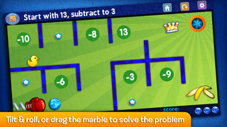 Marble Math Junior screenshot 2