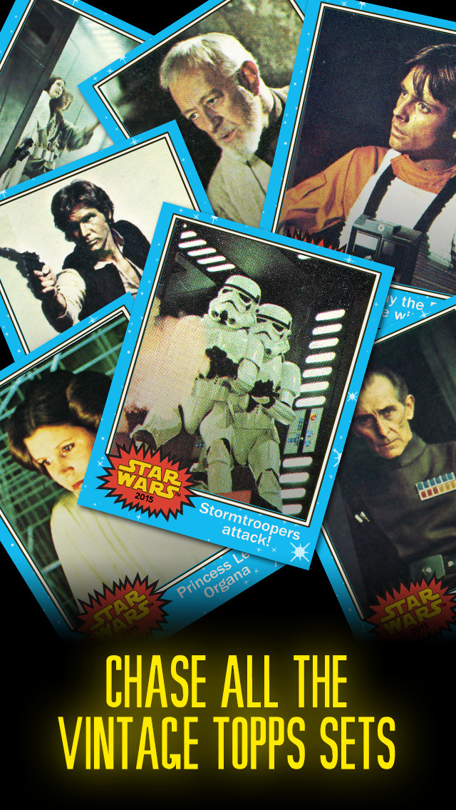 Star Wars Card Trader by Topps screenshot 3