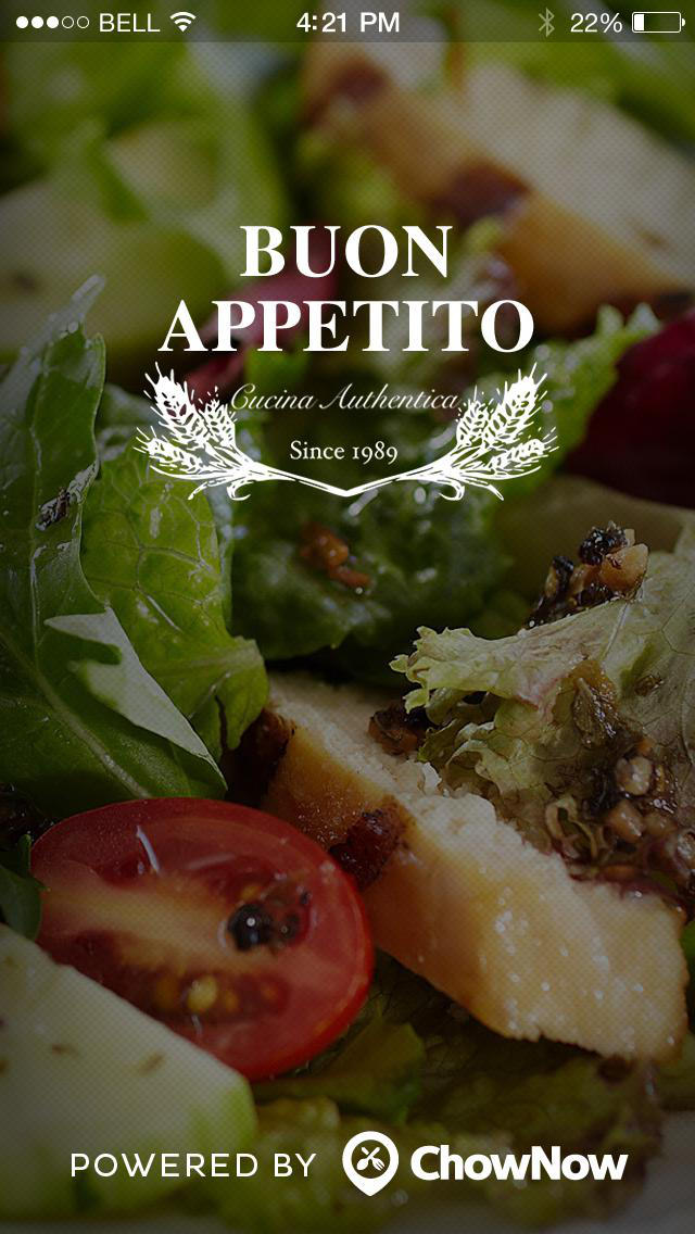 The New Buon Appetito screenshot 1