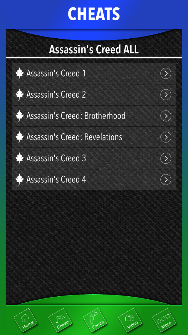 Guide for Assassin's Creed 1,2,3 & 4 : Brotherhood & Relations screenshot #2