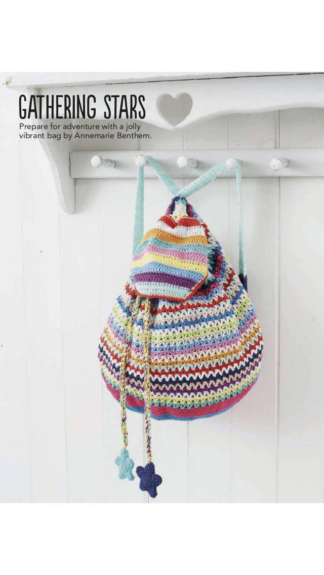 Simply Crochet Magazine screenshot 4