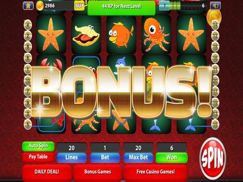 Perfect Slots Ultra Plus - Modern House of Dark Spades Cards screenshot 10