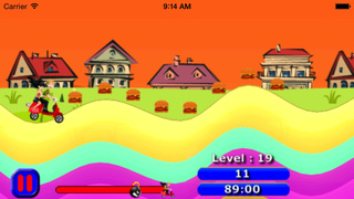 Motorcycle City : Fast And Fun Racing On The Hills screenshot 2