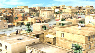 Commando Battle Mission - Escape a City from Sniper Shooters screenshot 1