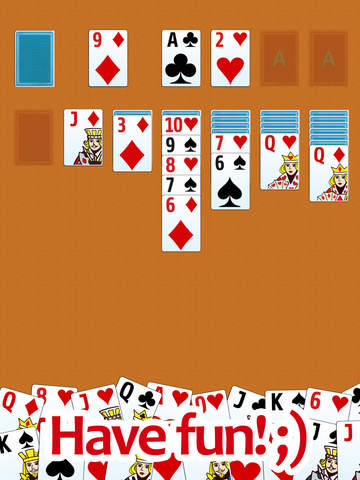 Klondike Solitaire! screenshot 8