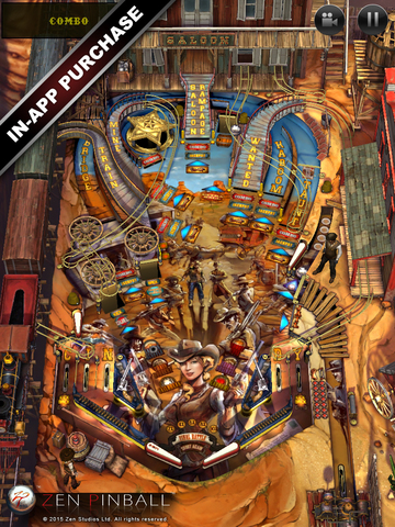 Zen Pinball screenshot 8