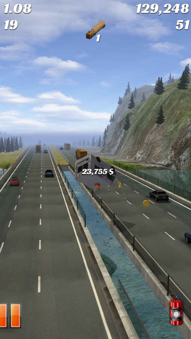 Highway Crash Derby screenshot 5