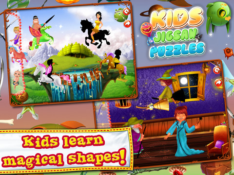 Kids Jigsaw Puzzle. screenshot 6