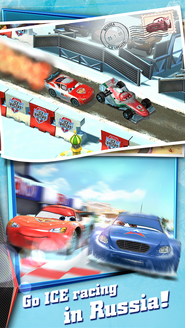 Cars: Fast as Lightning screenshot 1