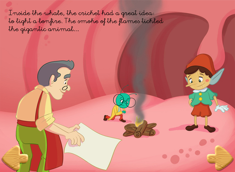 Pinocchio - Multi-Language book screenshot 9