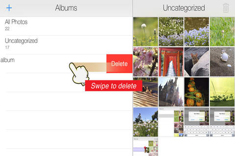 Easy Albums Free - náhled