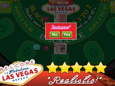 Amazing Vegas Black Jack screenshot 9