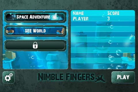 Nimble Fingers - Time killer - náhled