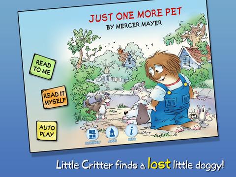 Just One More Pet - Little Critter screenshot 5