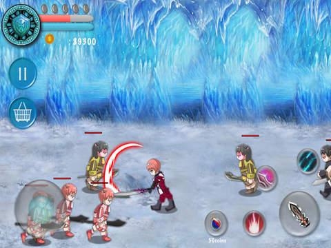 ARPG Monster & Warrior Deluxe screenshot 9