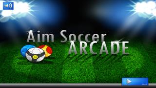 Aim Soccer Arcade screenshot 4