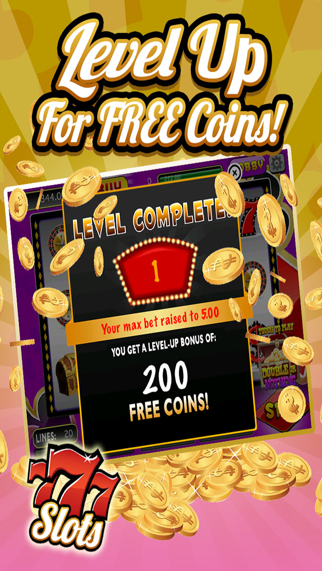 A Classic Vegas Slots Jackpot - Lucky Casino Slot Machine Games With Huge Jackpots HD screenshot 3