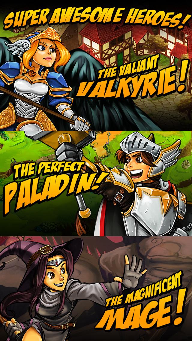 Super Awesome Quest screenshot 2