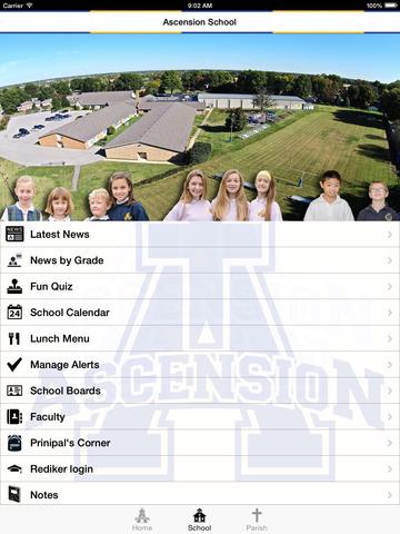 Ascension School screenshot 5