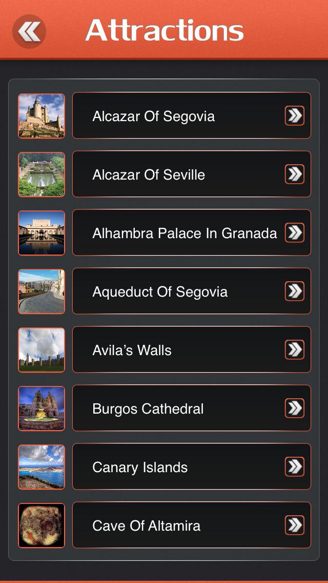 Alhambra Palace screenshot 3