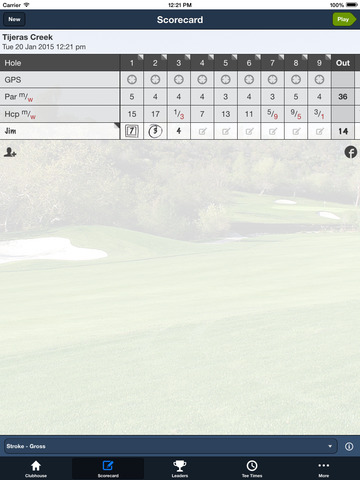 Tijeras Creek Golf Club screenshot 8