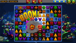 Shape Matcher 2 - Best Diamond Match-3 Scramble screenshot 3