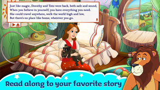 The Wizard Of Oz -  All In One Education Center & Interactive Storybook for Kids screenshot 5