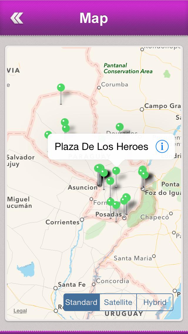 Paraguay Tourism Guide screenshot 4