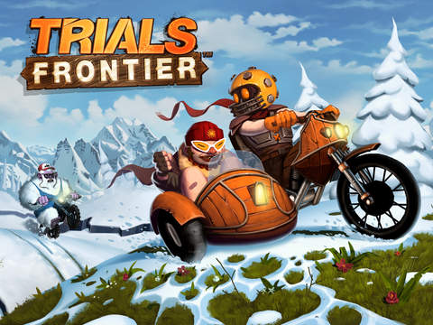 Trials Frontier screenshot 6