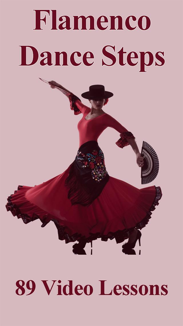 Flamenco Dance Steps screenshot 1
