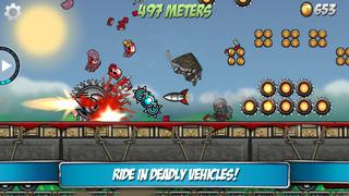 Storm the Train screenshot #4