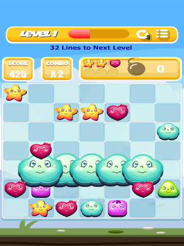 Yummy Swap - Match 4 Puzzle Game screenshot 7