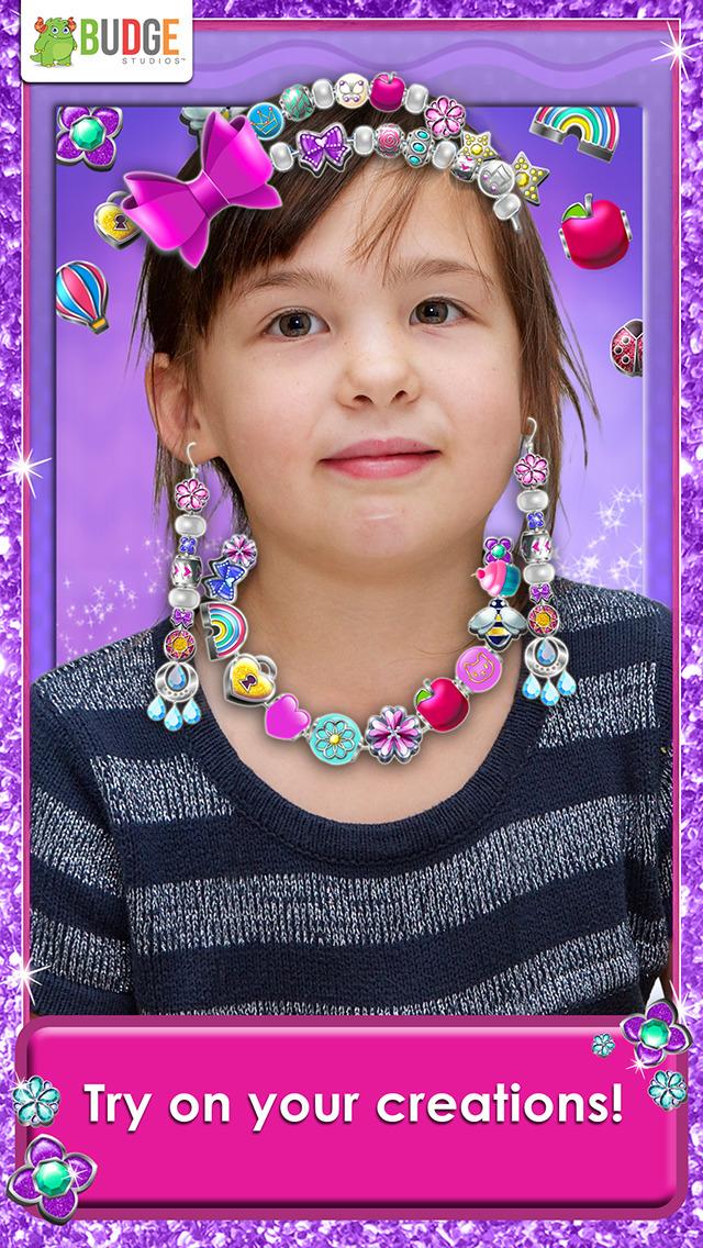 Crayola Jewelry Party – Bead Maker screenshot 5