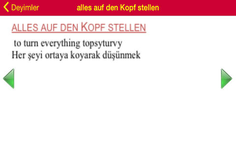 Almanca Tüm Deyimler - náhled