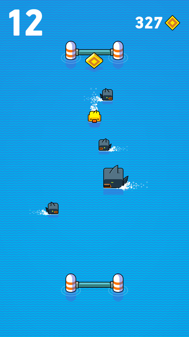 Splish Splash Pong screenshot 1