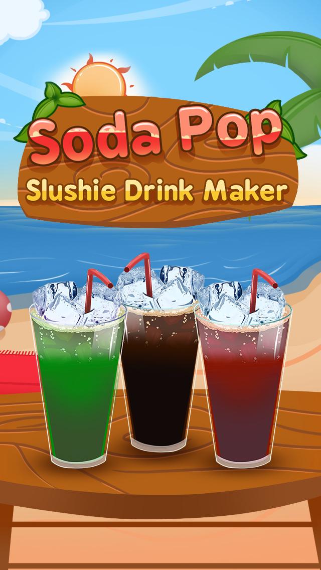 Awesome Soda Pop Mania Slushie Drink Maker screenshot 1