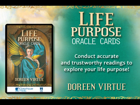Life Purpose Oracle Cards - Doreen Virtue, Ph.D. screenshot 4