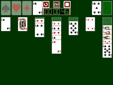 Touch Solitaire PVN screenshot 5