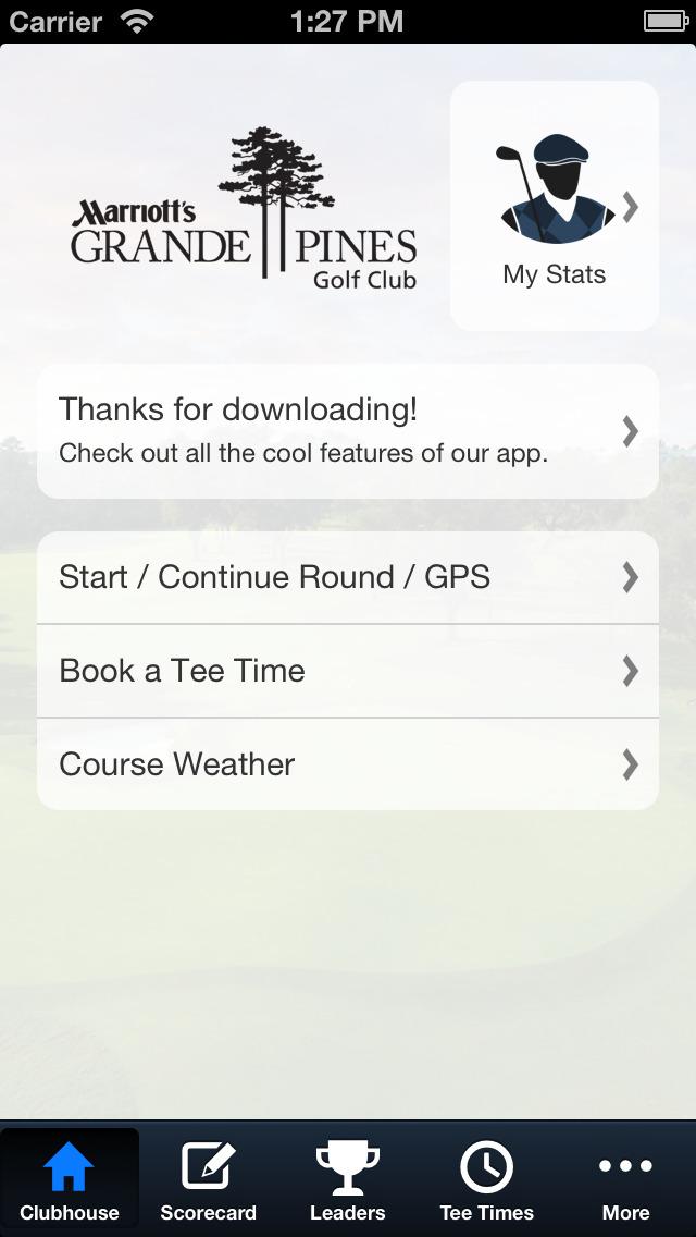 Grande Pines Golf Club screenshot 2