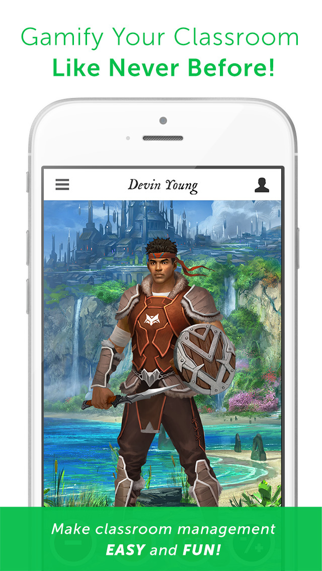 Classcraft for Kids screenshot 1