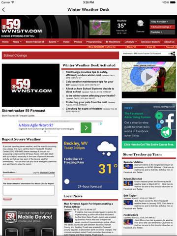 WVNS 59News screenshot 8