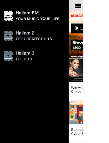 Radio Hallam screenshot 10