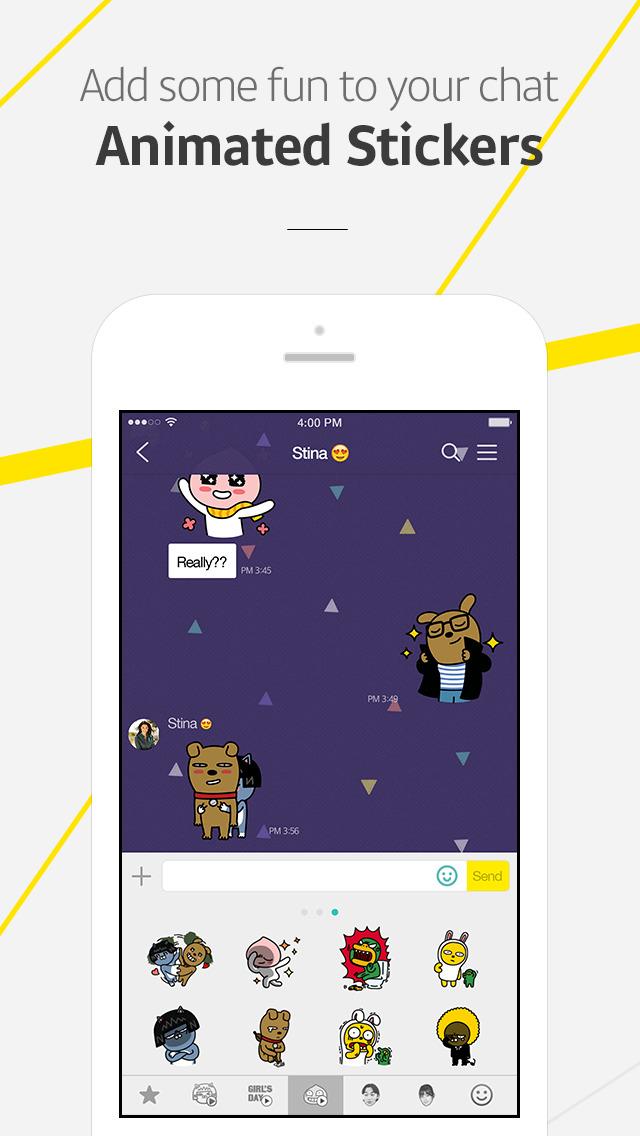 KakaoTalk screenshot 5